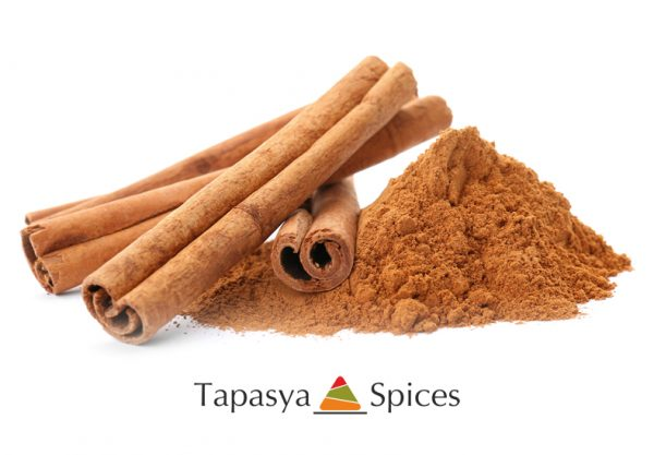 Aromatic cinnamon sticks and powder supplier Tapasya Spices