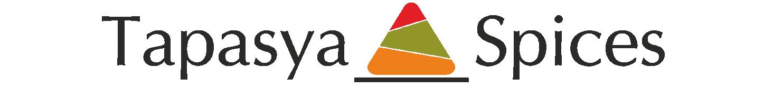 Tapasya Spices logo website block end