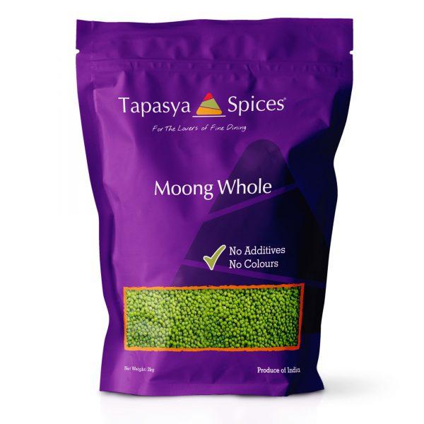 Moong Whole (Moong Beans)